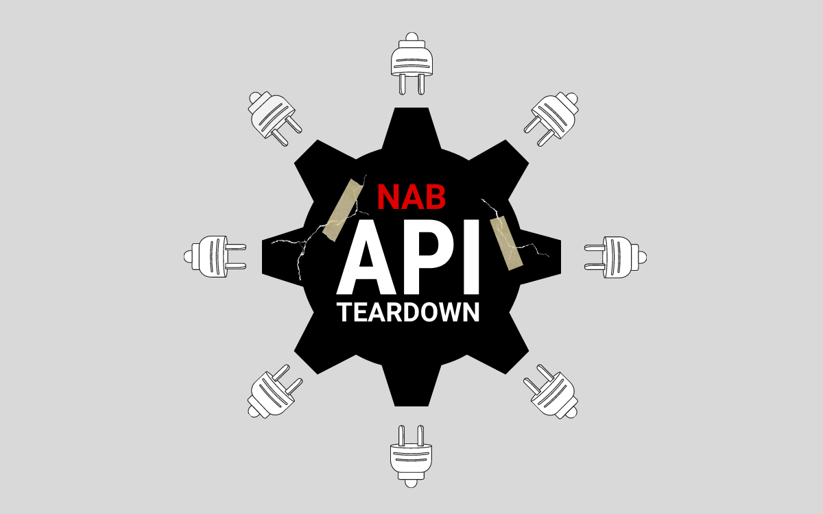The NAB API Teardown