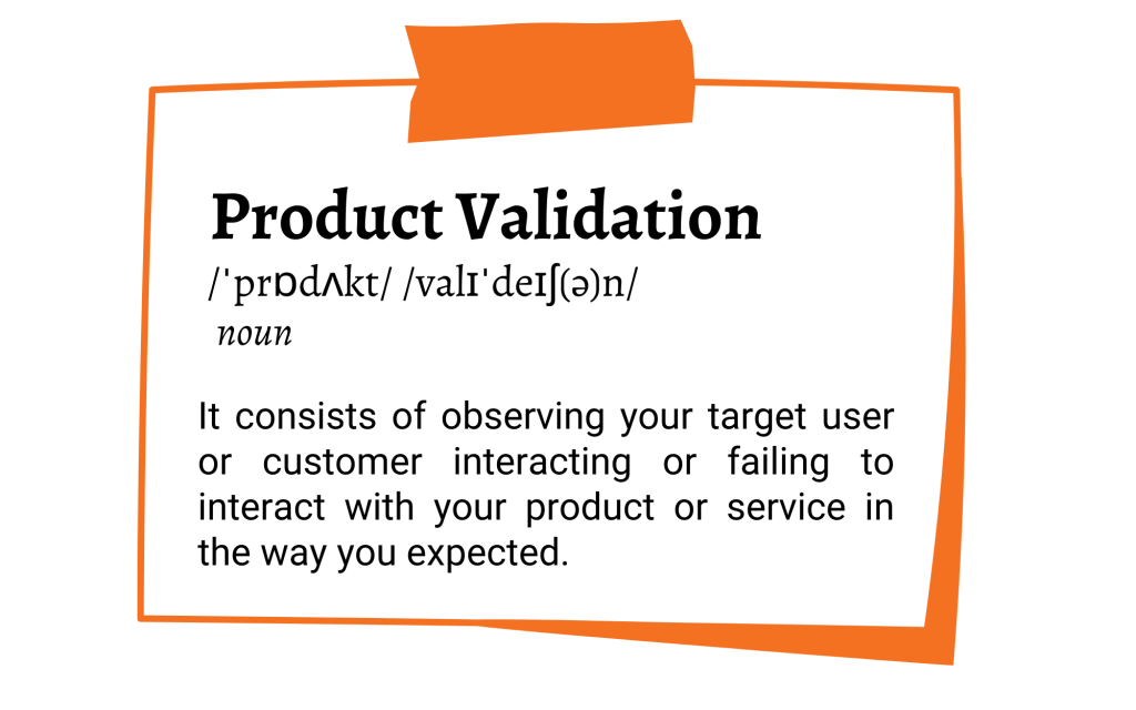Product Validation vs. Research – A Follow Up