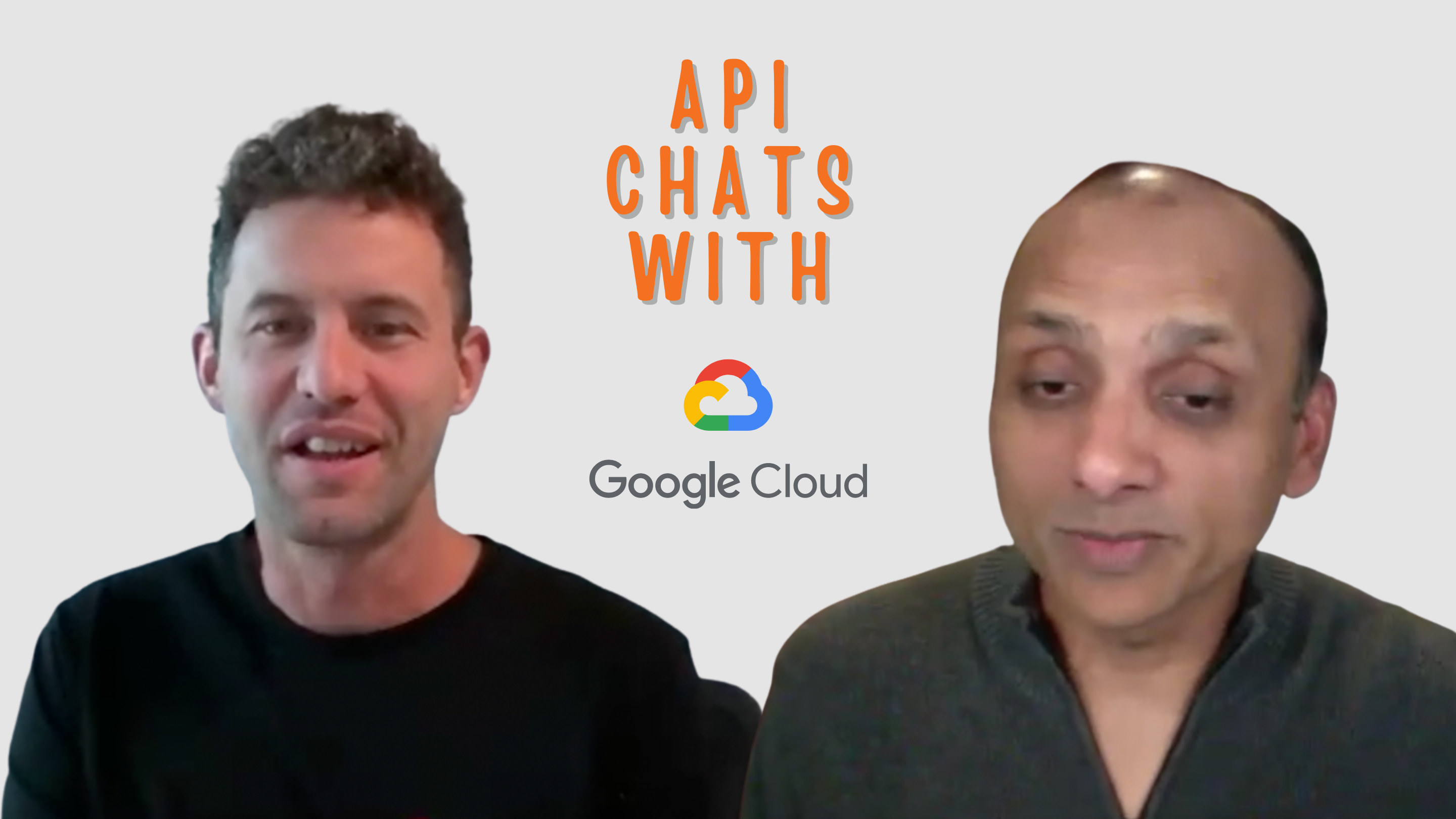 API Chat with Bala from Google